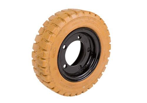 afsmitningsfri hjulsæt til gaffeltruck
