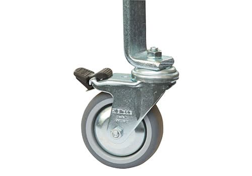 hjul til dunktipper til tømning af dunke