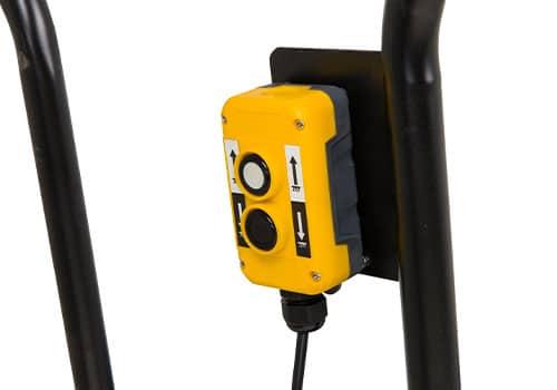 fjernbetjening til hydraulisk elektrisk løftevogn