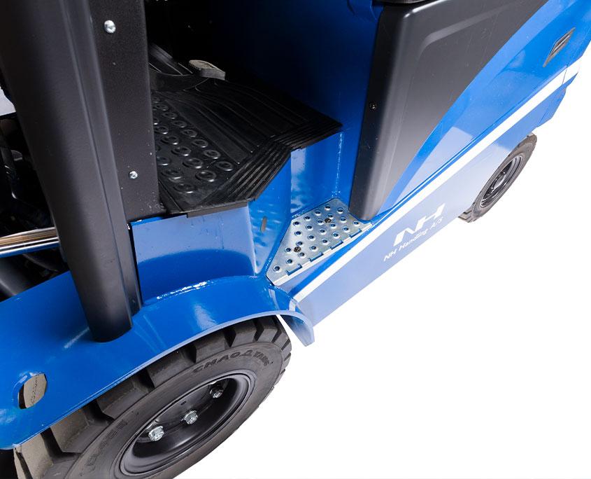 Stærk og robust gaffeltruck