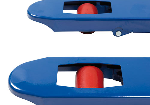 polyurethan hjul til ekstra solid palleløfter