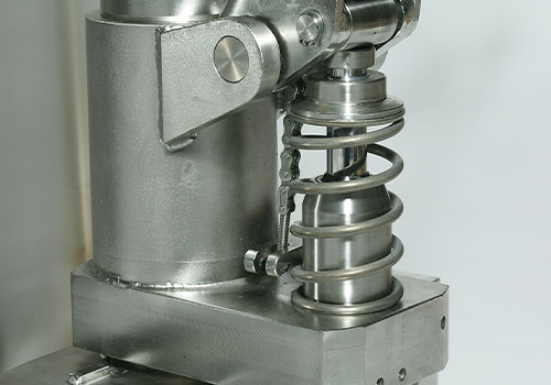 pumpehus til rustfri højtløftende palleløfter