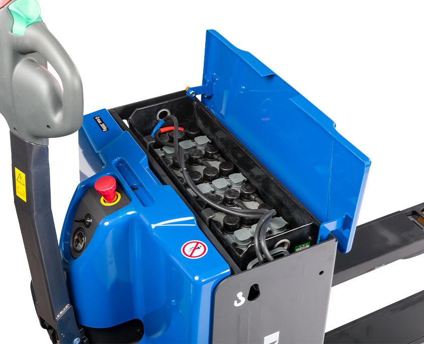batteri til elektrisk palleløfter