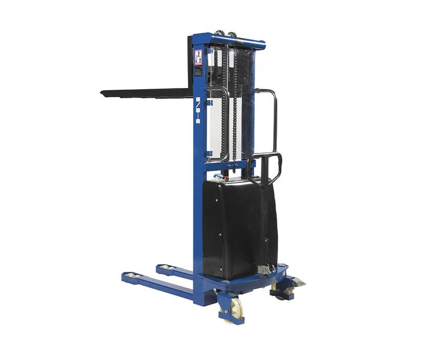 El-hydraulisk stabler til de hyppige løft