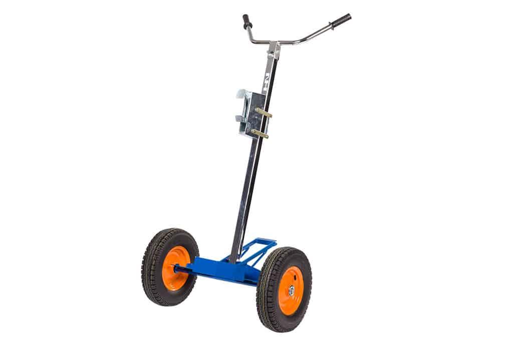 vogn til transport af tønder