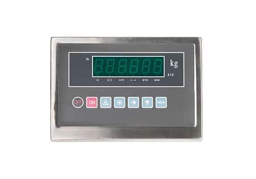 indikator til mobil u-vægt