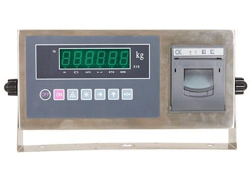 rustfri indikator til mobil u-vægt