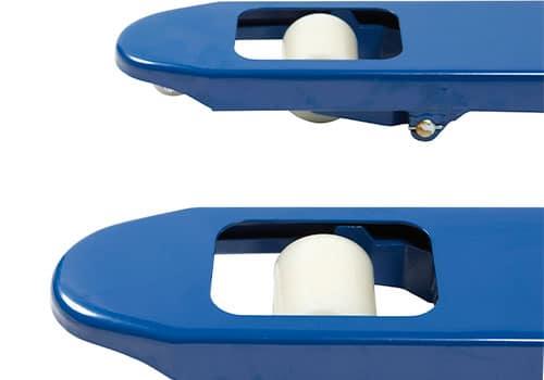 enkel nylon hjul til palleloefter