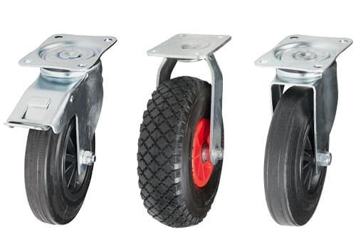 hjultyper til vogne